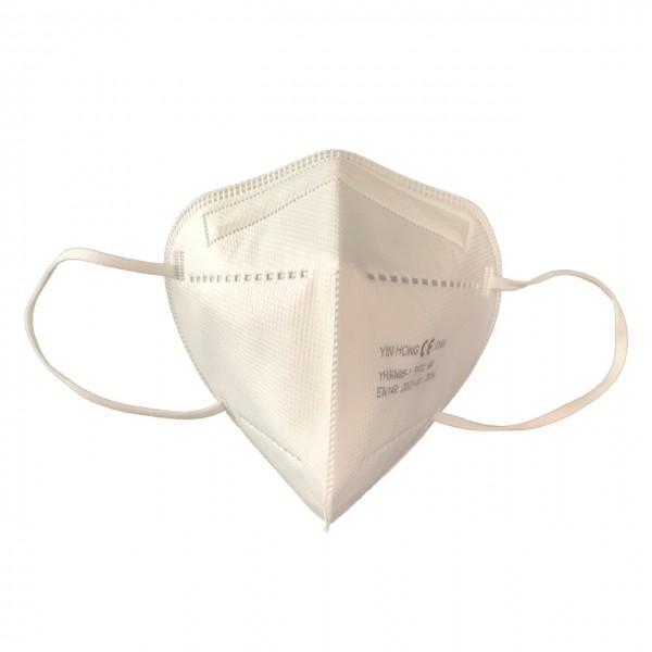 FFP2 Atemschutz- Faltmaske ohne Ventil