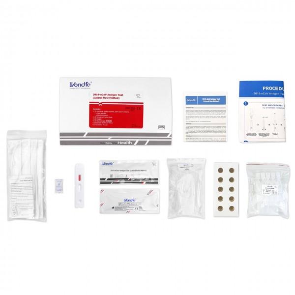 Wondfo SARS-CoV-2 Antigen Schnelltest